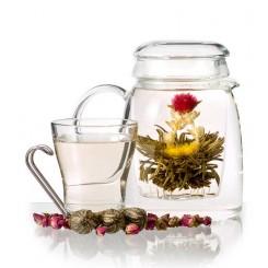 Cvetoči čaj zaljubljencev