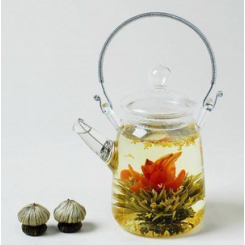 Čajnik 400ml z držalom