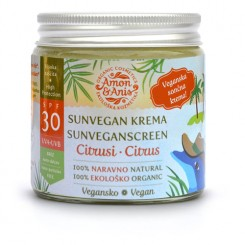 Sunvegan krema Citrusi