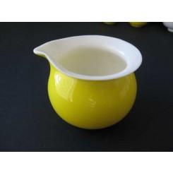 Čajnik brez pokrova rumeni 200 ml