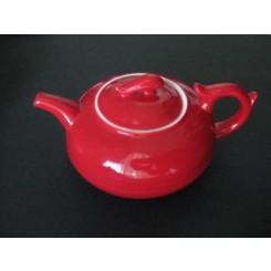 Čajnik rdeči 280 ml