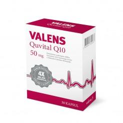 Quvital Q10 kapsule 50 mg Valens
