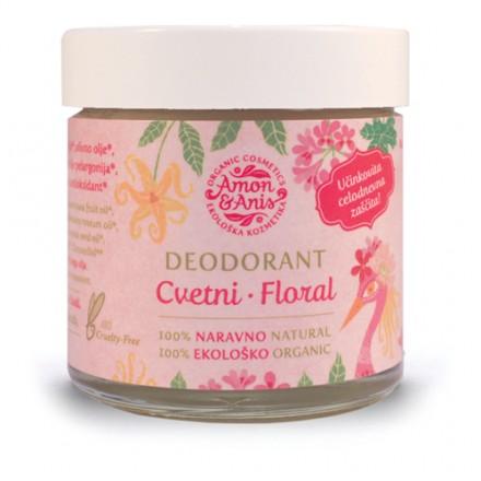 Deodorant Cvetni