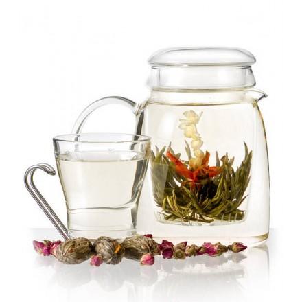 Cvetoči čaj zmajeve rože