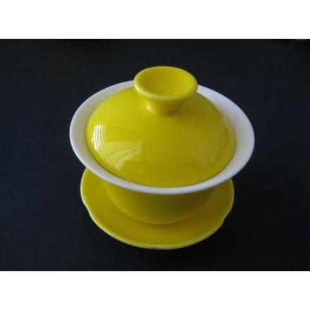Gaiwan rumeni 120 ml