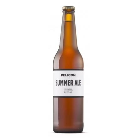 Pivo z začimbami SUMMER ale